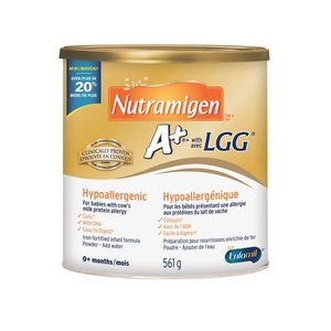 [뉴트라미겐] A+ 분유 아기 베이비 유아식 561g(Nutramigen A+ Iron Fortified Infant Formula Powder)
